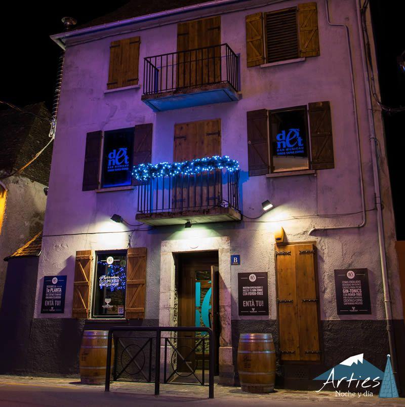 Bar Denet en Arties - Après-Ski en el Valle de Aran