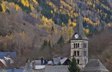 Qué visitar en Arties, Val d'Aran.