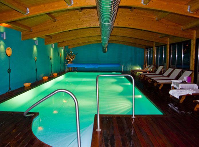 Disfruta del Spa del Hotel Casa Irene | Arties | Val d\'Aran ...