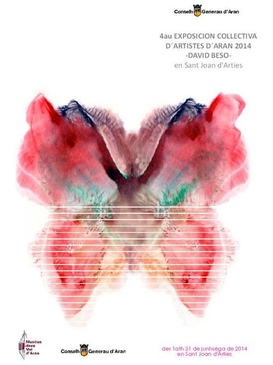 4ª Exposición Colectiva Artistas de Aran - David Beso