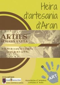 Feria de artesanos Val d'Aran  @ Plaza Urtau