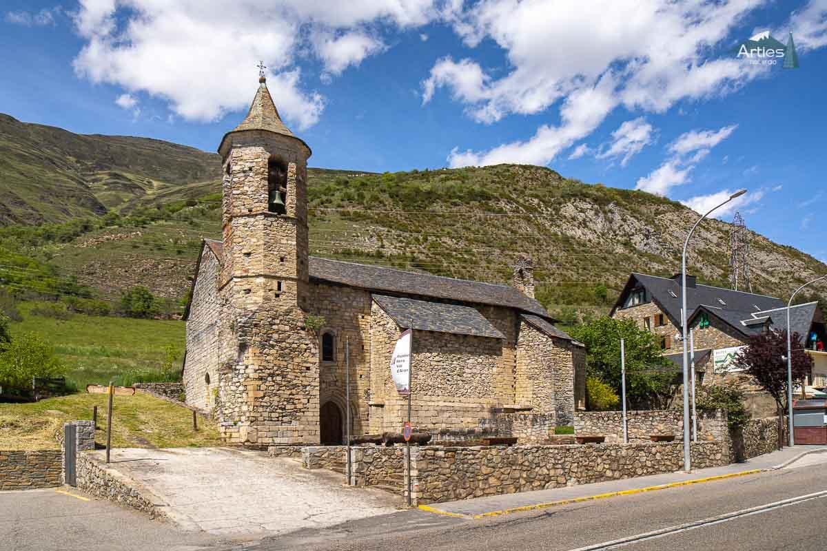 Iglesia Sant Joan d'Arties