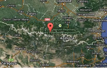Cómo llegar a Arties, Val d'Aran.