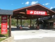 Gasolinera CEPSa en Arties