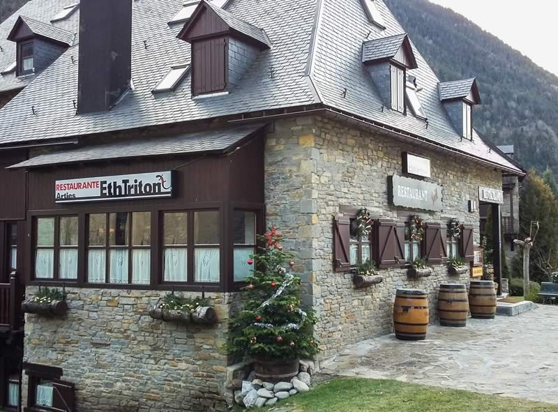 Restaurante Eth Triton