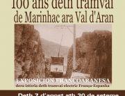 100 años del tranvia de Marignac a la Val d'Aran