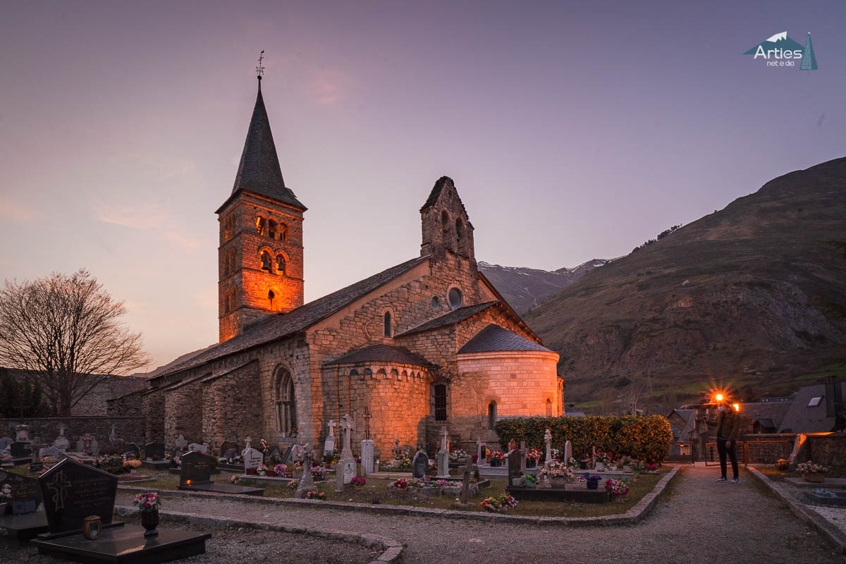 Iglesia Santa Maria de Arties
