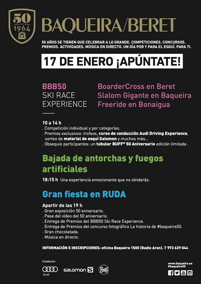Baqueira · BBB Ski Race Experience