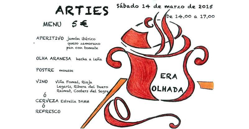 Fiesta gastronómica del valle de Aran, Era Òlhada