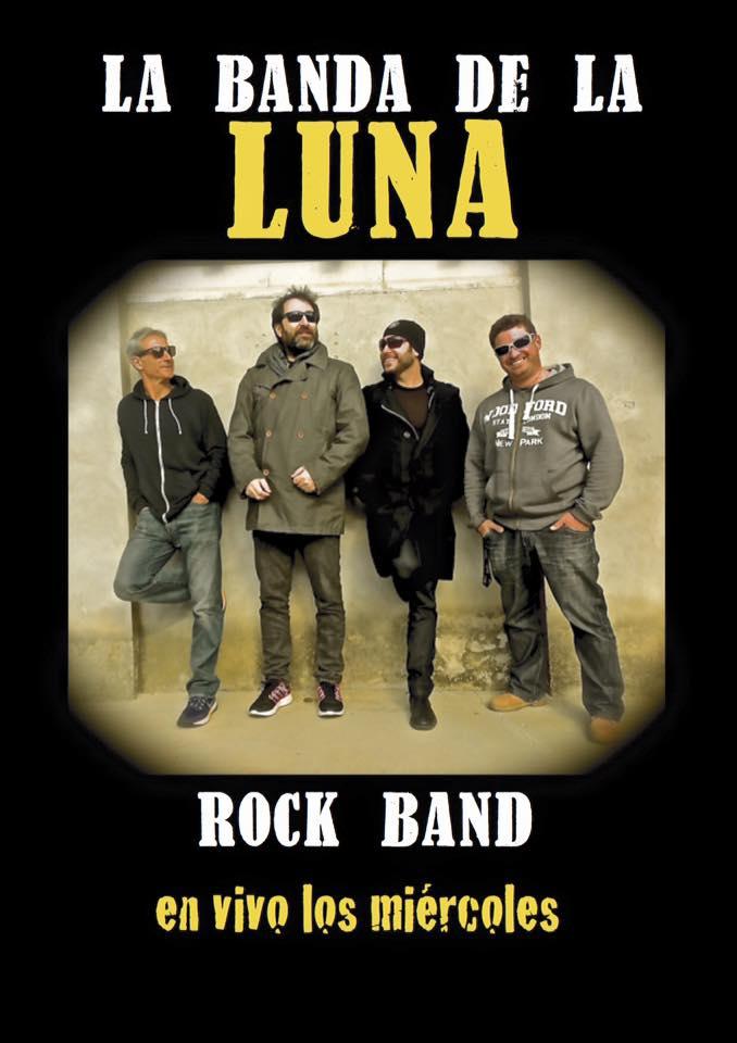 Concierto de rock en La Luna Arties