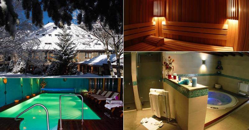 Spa Hotel Casa Irene en Arties, Val d'Aran