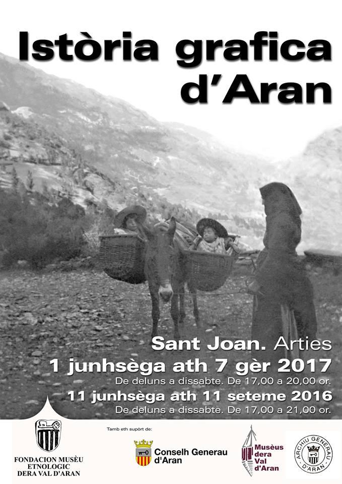 Istòria grafica d'Aran