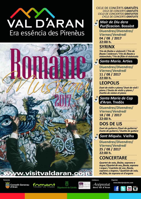 Romanic Musicau ostiu 2017 ARTIES