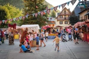 Mercado Medieval en Arties