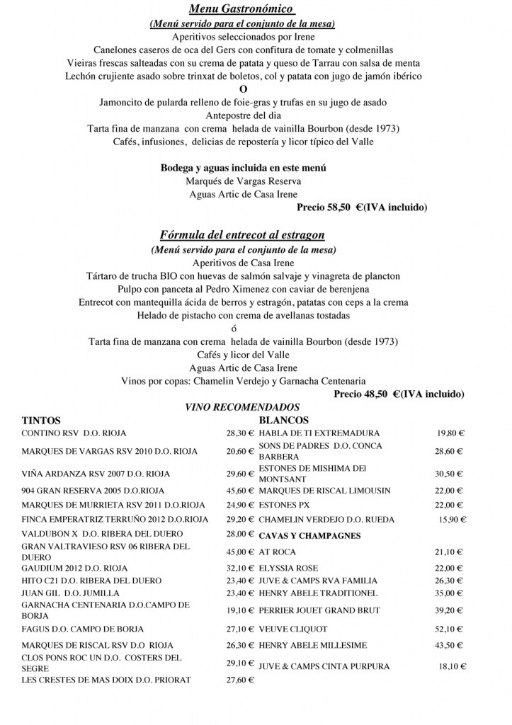 restaurante-casa-irene-menu-setiembre-2017