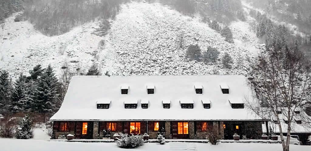 Boda en invierno, Arties, Baqueira Beret, Valle de Aran