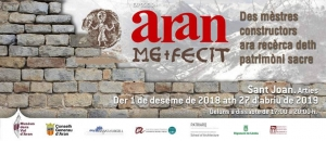 Aran Me Fecit, exposición sobre arte sacro aranés @ Iglesia San Joan d'Arties
