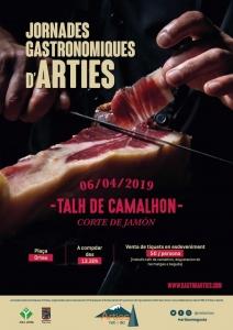 Talh de Camalhon - Corte de Jamón @ Plaça Urtau
