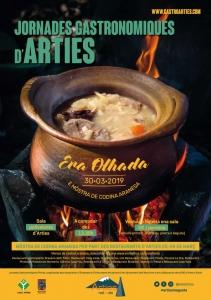 """Jornada gastronómica """"Era Òlhada 2019"""" @ Sala polivalente del Ayuntamiento de Arties"""