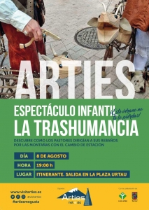 Espectáculo infantil sobre la Transhumancia @ Plaza Urtau
