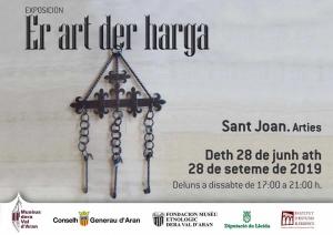 "Exposicion ""Er art dera harga"" en Sant Joan d'Arties @ Iglesia Sant Joan d'Arties"