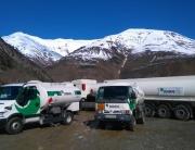 Aran oil, distribución de gasóleo a domicilio en el Valle de Aran