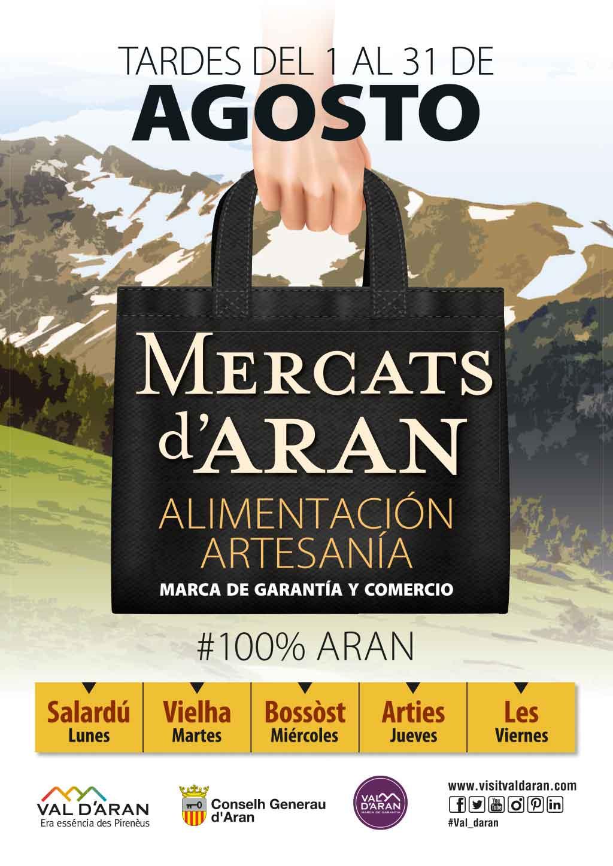 Mercados de Aran - Alimentación y Artesanía