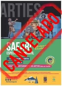 Safari - Espectáculo infantil @ Ayuntamiento de Arties (Sala de Fiesta)