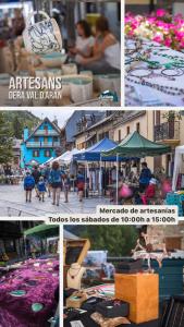 """Mercado de """"Artesanos del Valle"""" @ Plaza Urtau"""